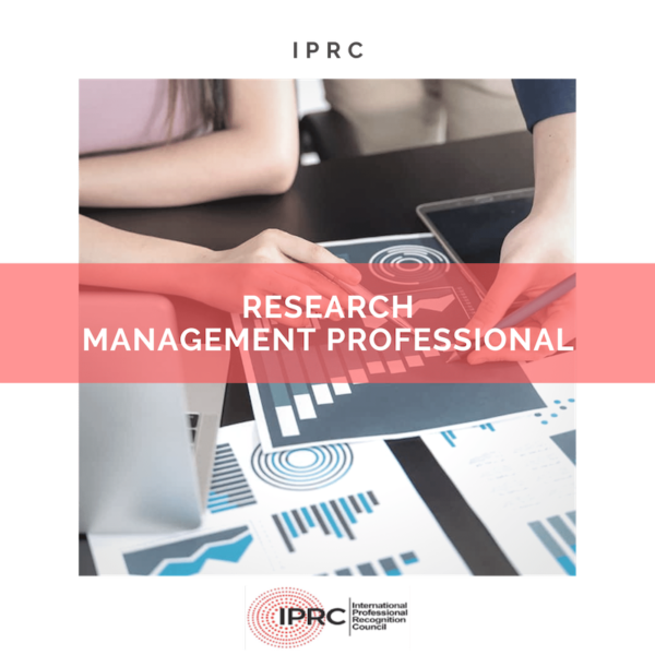 Research management professional